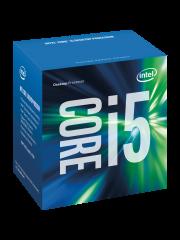 Intel Core i5-7500 CPU, 1151, 3.4 GHz, Quad Core, 65W, 14nm, 6MB Cache, HD GFX, 8 GT/s, Kaby Lake