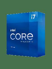 Intel Core i7-11700K CPU, 1200, 3.6 GHz (5.0 Turbo), 8-Core, 125W, 14nm, 16MB Cache, Overclockable, Rocket Lake, NO HEATSINK/FAN