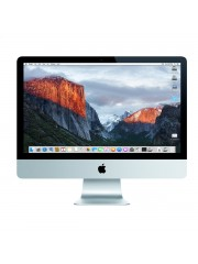 Refurbished Apple iMac 12,1/i5-2400S/4GB RAM/500GB HDD/DVD-RW/HD 6750M+512MB/21.5-inch/A (Mid - 2011)