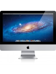 "Refurbished Apple iMac 10,1/E7600/8GB Ram/1TB HDD/HD4670/21.5""/ALU/B"