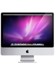 "Refurbished Apple iMac 9,1/E8135/4GB Ram/320GB HDD/9400M/DVD-RW/20""/B"