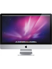 "Refurbished Apple iMac 11,1/i7-860/8GB RAM/1TB HDD/DVD-RW/27""/Aluminium/B (Late - 2009)"