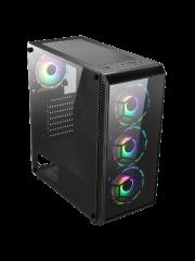 AMD Ryzen 5 5600X/ 16GB RAM/ 1TB HDD/ 120GB SSD/ RTX 2070 8GB/ Gaming Pc
