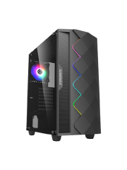 Intel Core i3-9350K/8GB RAM/1TB HDD/120GB SSD/GTX 1650 4GB/Gaming Pc