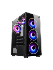 AMD Ryzen 7 5700G/32GB RAM/1TB HDD/120GB SSD/RTX 2070 8GB/Gaming Pc