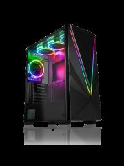 Intel Core i9-10920X/8GB RAM/1TB HDD/120GB SSD/RTX 2060 6GB/Gaming Pc
