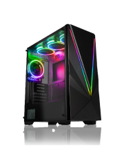AMD Ryzen 5 3600X/ 16GB RAM / 1TB HDD/ 120GB SSD/ RTX 2060 6GB/ Gaming Pc