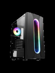 Intel Core i3-9100/8GB RAM/1TB HDD/240GB SSD/AMD Radeon RX 590 8GB/ Gaming Pc