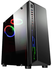 Intel Core i3-10100F/8GB RAM/1TB HDD/120GB SSD/GTX 1650 4GB/Gaming Pc