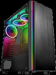 Intel Core i3-9100/8GB RAM/1TB HDD/120GB SSD/GTX 1650 4GB/Gaming Pc