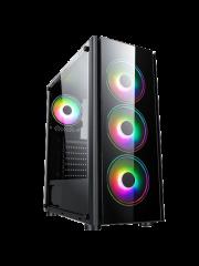 AMD Ryzen 5 5600G/ 16GB RAM/ 1TB HDD/ 120GB SSD/ RTX 2070 Super 8GB/ Gaming Pc