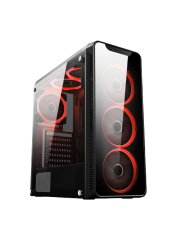 Intel Core i3-10320/8GB RAM/1TB HDD/240GB SSD/AMD Radeon RX 590 8GB/Gaming Pc