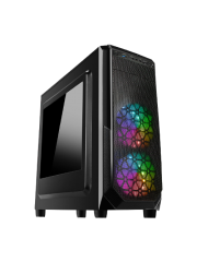 Intel Core i3-9350K/8GB RAM/1TB HDD/240GB SSD/AMD Radeon RX 590 8GB/ Gaming Pc