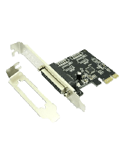 Approx (APPPCIE1P) Single Parallel Port Card, PCI Express, Low Profile Bracket