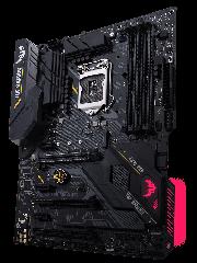 Asus TUF Z390-PRO GAMING, Intel Z390, 1151, ATX, XFire/SLI, HDMI, DP, RGB Lighting