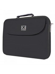 "Approx (APPNB15B) 15.6"" Laptop Carry Case, Padded, Multiple Compartments, Black"