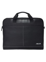 "Asus NEREUS 16"" Laptop Carry Case, Removable Strap, Black"