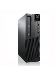 Refurbished Lenovo Thinkcentre M91P/i5-2400/4GB RAM/250GB HDD/DVD-RW/Windows 10/B