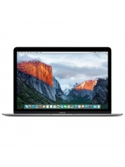 "Refurbished Apple MacBook 12"", Intel Core M 1.1Ghz, 256GB Flash, 8GB RAM, Intel HD 5300 (Early 2015) - Silver, B"