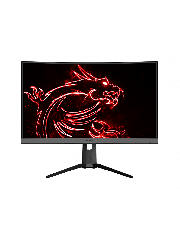 Brand New MSI OPTIX MAG272CQR 27-inch Widescreen VA LED Black Curved Monitor (2560x1440/1ms/2xHDMI/DP)