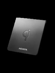 ADATA CW0050 Wireless Qi-Certified Charging Pad, 5W, Ultra-Thin, Micro USB, Black