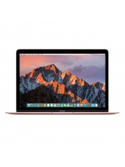 "Refurbished Apple Macbook 9,1/M3-6Y30/8GB Ram/256GB SSD/12""/RD/OSX/Rose Gold/B - Early 2016"