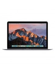 "Refurbished Apple Macbook 9,1/M3-6Y30/8GB Ram/256GB SSD/12""/RD/OSX/Space Grey/A - Early 2016"