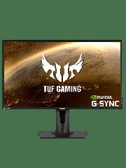 """Asus 27"""" TUF WQHD HDR Gaming Monitor (VG27AQ), IPS, 2560 x 1440, 1ms, 2 HDMI, DisplayPort, 165Hz, Speakers, VESA"""