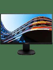 Brand New Philips 243V7QDAB 23.8-inch Widescreen IPS W-LED Multimedia Monitor-Black (1920x1080/5ms/VGA/DVI/HDMI)