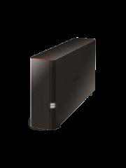 Buffalo 3TB LinkStation 210 NAS Drive, (1 x 3TB), GB LAN, NovaBACKUP, Built-in BitTorrent