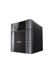 Buffalo 4TB TeraStation 3210DN Business Class NAS Drive, (2 x 2TB), RAID 0, 1, JBOD, GB LAN, NovaBACKUP, Hot Swap