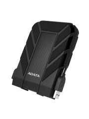"ADATA 2TB HD710 Pro Rugged External Hard Drive, 2.5"", USB 3.1, IP68 Water/Dust Proof, Shock Proof, Black"