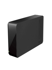 "Buffalo 3TB DriveStation Velocity External Hard Drive, 3.5"", USB 3.0, H/W Encryption"