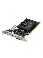 Palit GT710, 2GB DDR5, PCIe2, VGA, DVI, HDMI, 954MHz Clock, Low Profile (No Bracket)