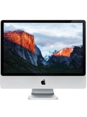 "Refurbished Apple iMac 9,1/P7350/4GB Ram/160GB HDD/20""/9400M/DVD-RW/B"