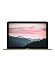 "Refurbished Apple Macbook 10,1/M3-7Y32/8GB RAM/256GB SSD/12""/RD/Gold/A+ (Mid-2017)"