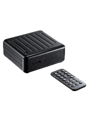 Asrock Beebox-S Barebone PC, i5-6200U, DDR4 SO-DIMM, HDMI 4K/2K, AC WiFi, USB 3.1, No RAM, HDD or O/S
