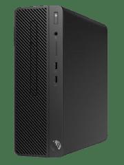 HP 290 G1 SFF PC/i3-8100/4GB/128GB SSD/DVDRW/Windows 10 Pro/1 Year on-site
