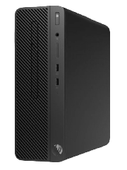 HP 290 G1 SFF PC/i5-8500/4GB RAM/128GB SSD/DVDRW/Windows 10 Pro/1 Year on-site
