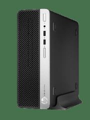 HP 400 G5 SFF PC/i3-8100/8GB RAM/256GB SSD/DVDRW/Windows 10 Pro/1 Year on-site