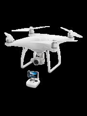 Refurbished DJI Phantom 4 Advanced Plus Drone + 4K Camera, A