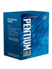 Intel Pentium G5400 CPU, 1151, 3.7GHz, Dual Core, 54W, 14nm, 4MB Cache, HD GFX, 8 GT/s, Coffee Lake