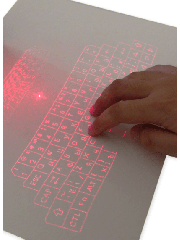Brand New Virtual Keyboard