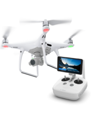 Refurbished DJI Phantom 4 Pro + (Plus) Drone + 20MP Camera, A