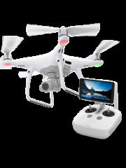 Refurbished DJI Phantom 4 Pro + (Plus) Drone + 20MP Camera, B