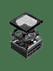 Brand New Fractal Design 660W ION+ 660P PSU/Fully Modular/Fluid Dynamic Fan/80+ Platinum/UltraFlex DC Wires/Whisper-quiet Mode