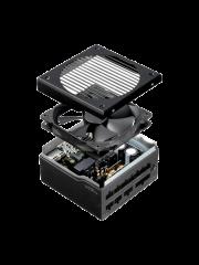 Brand New Fractal Design / 860W ION+ 860P PSU /Fully Modular/Fluid Dynamic Fan/80+ Platinum/UltraFlex DC Wires/Whisper-quiet Mode
