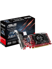 Asus Radeon R7 240, 2GB DDR3, PCIe3, VGA, DVI, HDMI, Low Profile (Bracket Included)