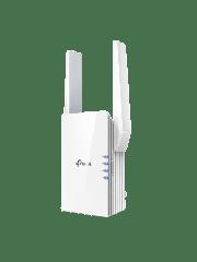 Brand New TP-LINK (RE505X) AX1500 (300+1200) Dual Band Wall-Plug Wi-Fi Range Extender/ 1 x GB LAN, AP Mode