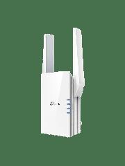 Brand New TP-LINK (RE500X) AX1500 Dual Band Wall-Plug Wi-Fi Range Extender/ 1 GB LAN/ AP Mode/ Tether App